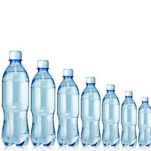 Formati Bottiglie PET